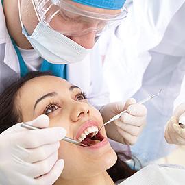 ечение зубов в Минске